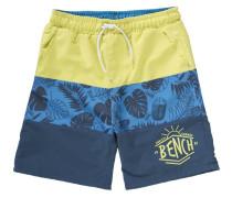Badehose für Jungen blau / gelb