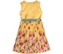 Kinder Kleid gelb