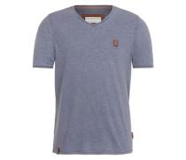 T-Shirt 'Schimpanski IV' blau