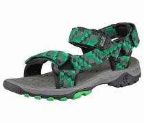 JACK WOLFSKIN Jack Wolfskin Seven Seas Outdoor-Sandale grün