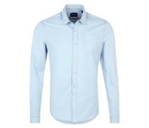 Freizeithemd blau