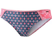 'Jade' Bikini Hose navy / hellpink