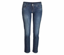 "Slim-fit-Jeans ""Jodey"" blau"