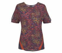 Print-Shirt mischfarben