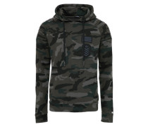 Hoody 'msw Section' anthrazit