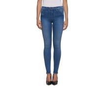 Jeans »Touch« blau