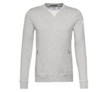 Sweatshirt 'Brie' graumeliert