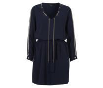 Kleid 'Merit' blau