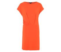 Jerseykleid orange