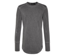 Oversize-Sweatshirt 'Darius' grau