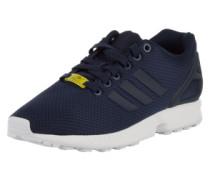 Sneaker aus Textil 'ZX Flux' marine / gelb / weiß