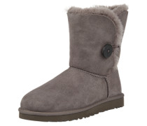Hohe Boots 'Bailey Button' grau