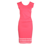 Kleid 'Scarlet India' pink / rot