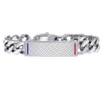 Flachpanzerarmband »2700683 Men´s Casual« silber
