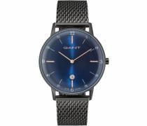 Quarzuhr 'phoenix Gt046010' blau / schwarz