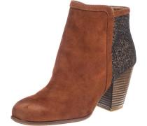 Ankle Boot 'Heel3' braun