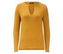 Pullover gelb / gold