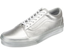 Old Skool Sneakers silber