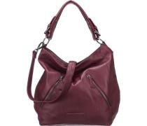 Lovis Nappa Handtasche rot