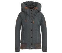 Female Jacket Shortcut III braun / grün