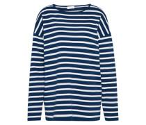 Pullover 'florrie' dunkelblau / weiß