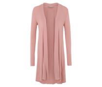 Longcardigan pink