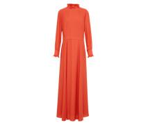 Kleid 'tuck' koralle