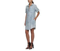 Kleid blue denim / hellblau