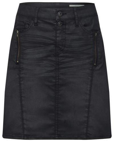 Rock 'MR Skirt' black denim