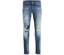 Slim Fit Jeans 'glenn Original JJ 033' blue denim