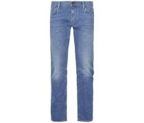 Jeans »Denton STR Ithaca Indigo« blau