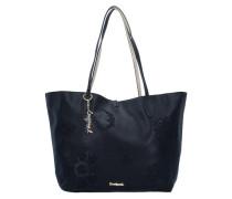 Bols Capri Alice Shopper Tasche 30 cm schwarz