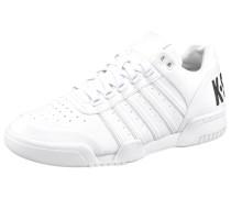 Sneaker Gstaad Big Logo weiß
