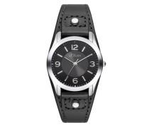 "Armbanduhr ""so-2945-Lq"" schwarz"