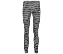 Pavao Legging Damen grau / schwarz