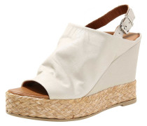 Sandale offwhite