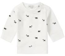 Pullover Guymon schwarz / weiß
