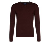 Baisc-Pullover rot