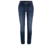 Boyfriend-Jeans Hope blue denim