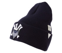 Beanie 'c&s WL Grime Old School' blau