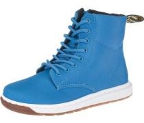 Stiefel 'malky' für Jungen himmelblau