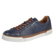 Sneaker 'Racket' blue denim