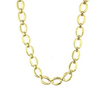 Halskette'Gold Pure Links' gold