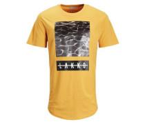 Lakko-T-Shirt orange