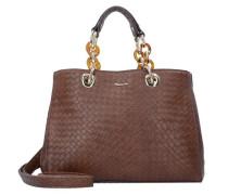 Handtasche 'Rania' braun