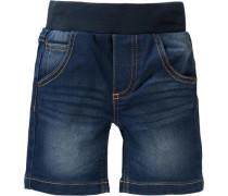 Baby Shorts für Jungen blau