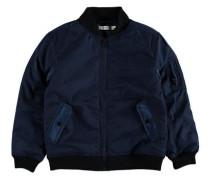 Bomber- Jacke nitbomb blau
