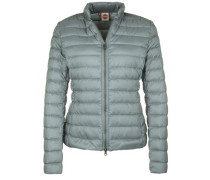 Daunenjacke 'superlight' blau