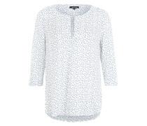 Leichte Tunika-Bluse weiß
