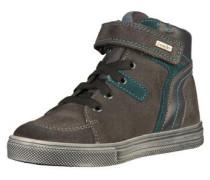 Sneaker basaltgrau / petrol / silber
